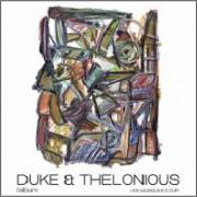 Duke & Thelonious le double Vynil LP 33 tours